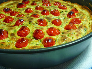 Falsa Quiche!!