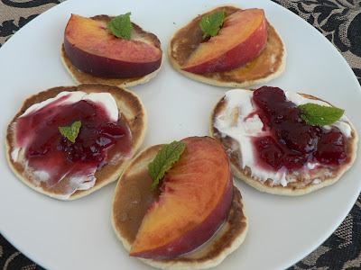 BLINIS DOCES