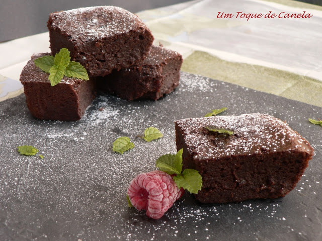 BROWNIES DE AFTER EIGHT