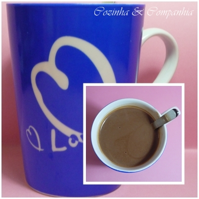 Chocolate Quente After Eight - Bimby