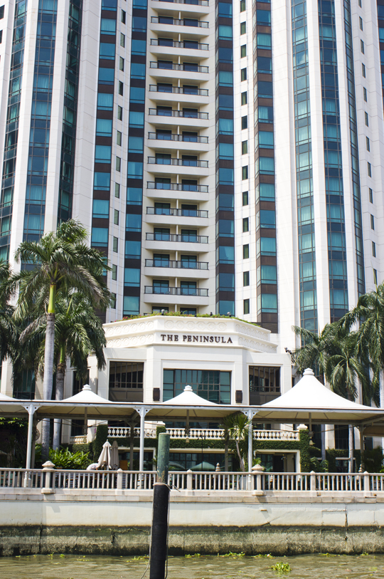 The Peninsula – Bangkok