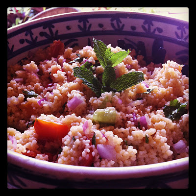 Couscous Marroquino