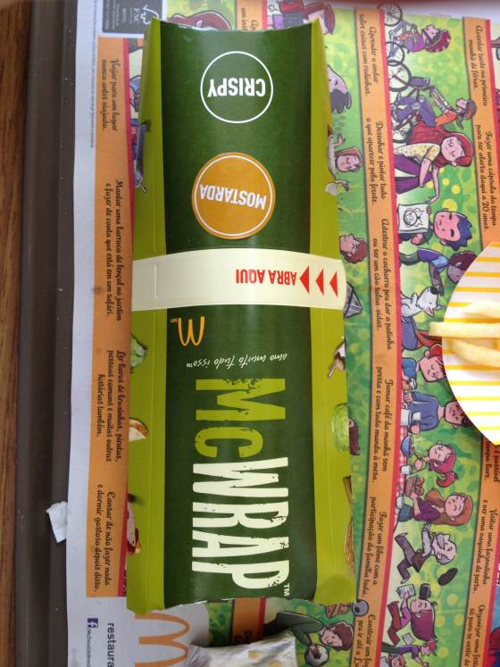 Mc Wrap – McDonald's