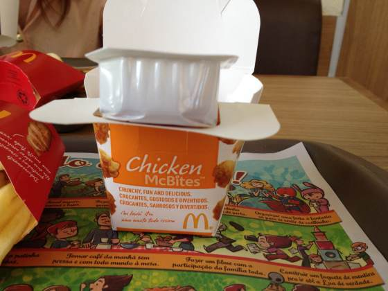 Chicken Mcbites – Mcdonald's