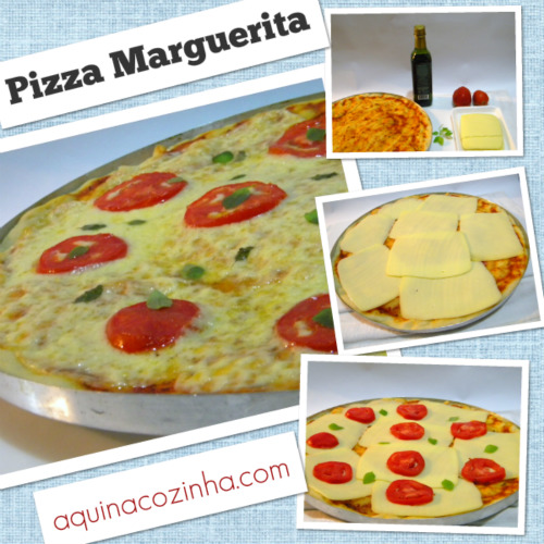 Pizza Marguerita