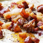 Receitas com bacon