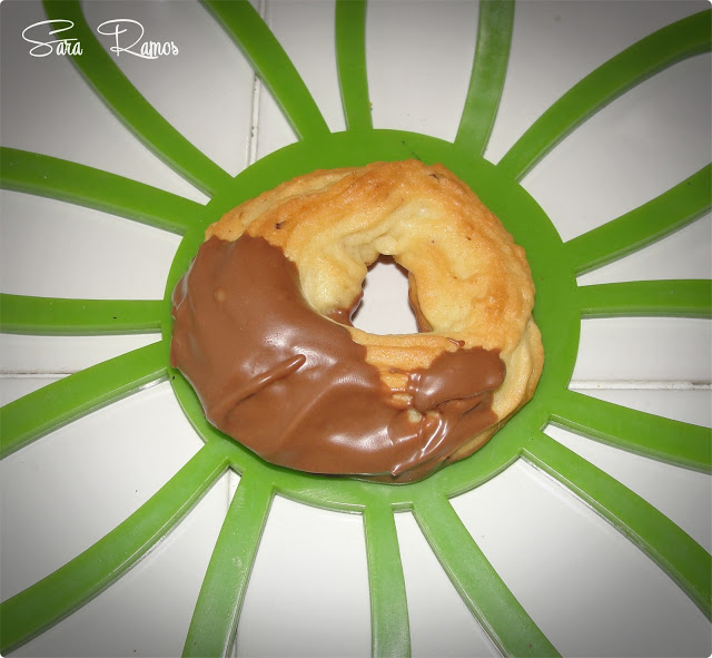 Rosquinhas com Chocolate