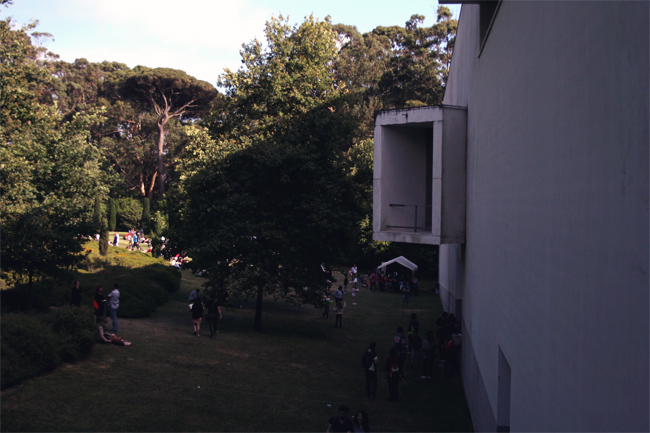 Serralves em festa/ Let's go party to Serralves