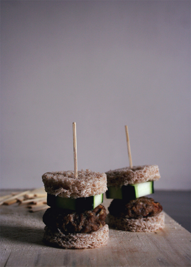 Mini-sliders