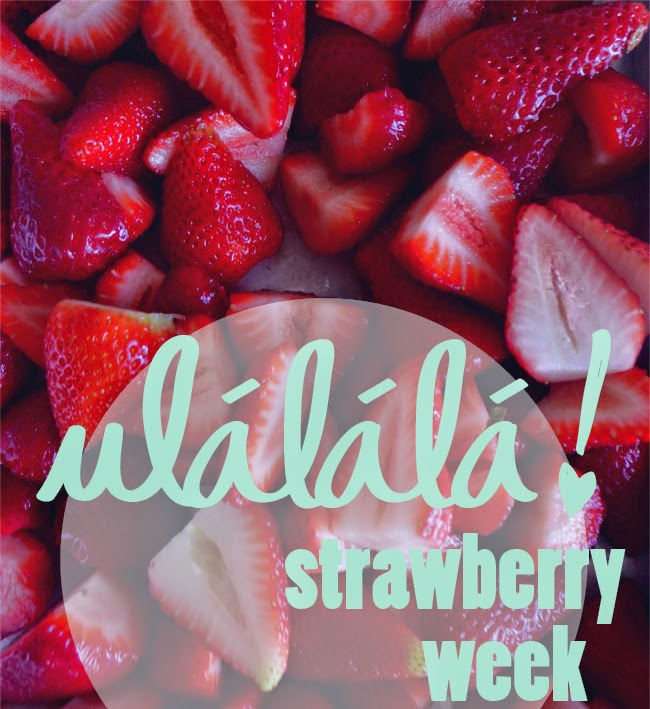 Strawberry Week
