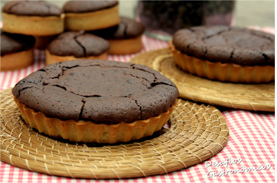 DESAFIO: Testar a Torta de Chocolate Assada do Jamie Oliver