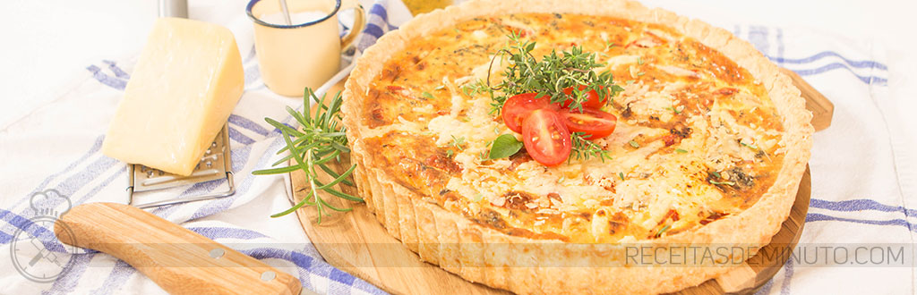 Torta Quiche Pizza