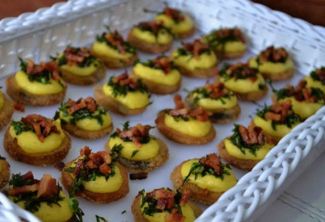 Canapé de Bacon