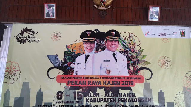 PEKAN RAYA KAJEN 2019, THE BEAUTY OF PEKALONGAN