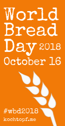 Brioche – World Bread Day 2018