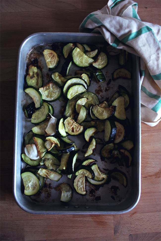 Favourite courgette recipes