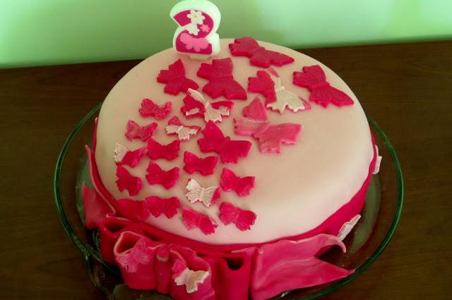 Bolo de aniversrio decorado com pasta de aucar o bolo da mariana altavistaventures Gallery