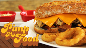 Chicken Sanduba GT – Pimp My Food